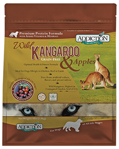addiction wild kangaroo