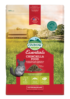oxbow essentials chinchilla