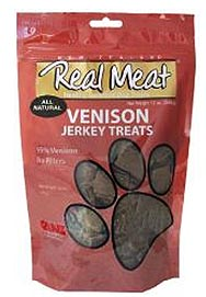Canz Real Meat Dog Treat - Venison Jerky
