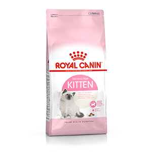 royal canin kitten second
