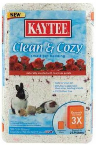 Kaytee Clean & Cozy Bedding - Rose