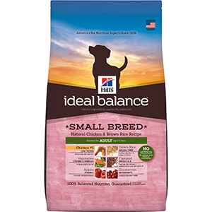 Ideal Balance Small Breed Adult Canine