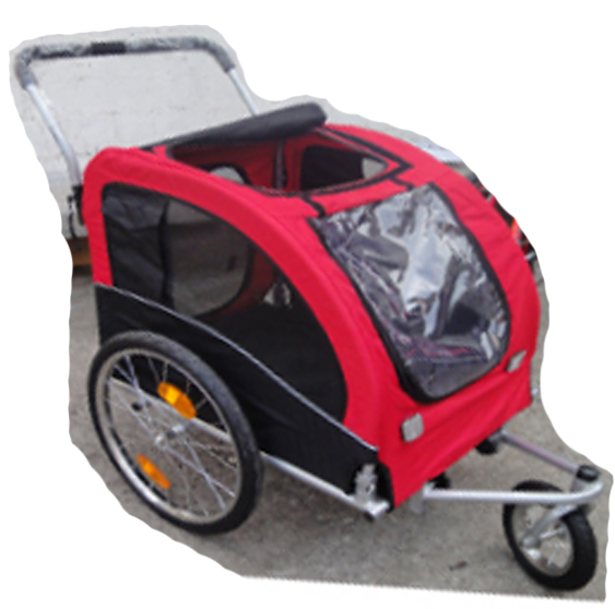 Boazz - Bicycle Trailer cum Pram