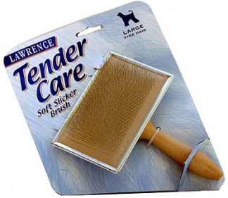 Lawrence Tender Care Soft Slicker Brush - Large