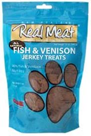 Canz Real Meat Fish & Venison Jerky
