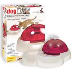 Dogit Puppy Waterer (Drinking Fountain)
