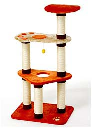 Marukan Cat Scratching Post-L