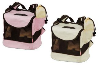 Gex Front Type Carry Bag for Small Animals