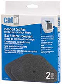 Catit NewHooded Pan Carbon Filter