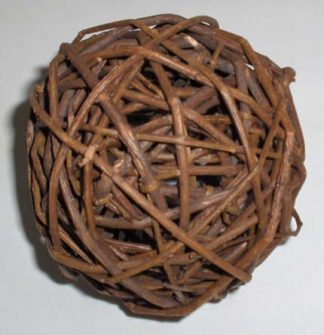 Busy Bunny - Unpeeled Willow Medium Sized Ball