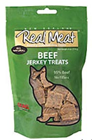 Canz Real Meat Cat Treat - Beef Jerky