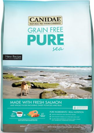 Canidae Pure Sea Grain Free (Salmon and Potato)
