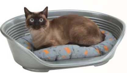 Ferplast Siesta Deluxe Plastic Pet Bed