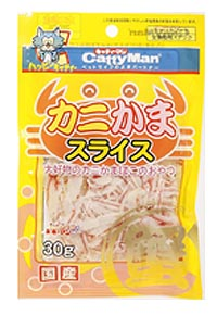 CattyMan Crab Slice for Cats
