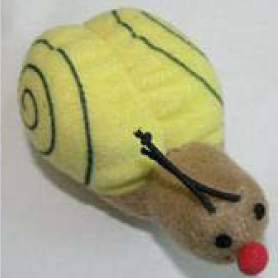 Snail Cat Toy GP18