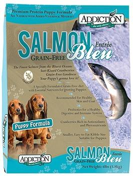 Addiction Dry Puppy Food Salmon Bleu