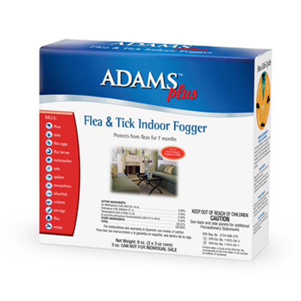 Adams Plus Room Fogger with IGR