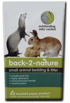 Back 2 Nature Small Animal Bedding & Litter - 10L