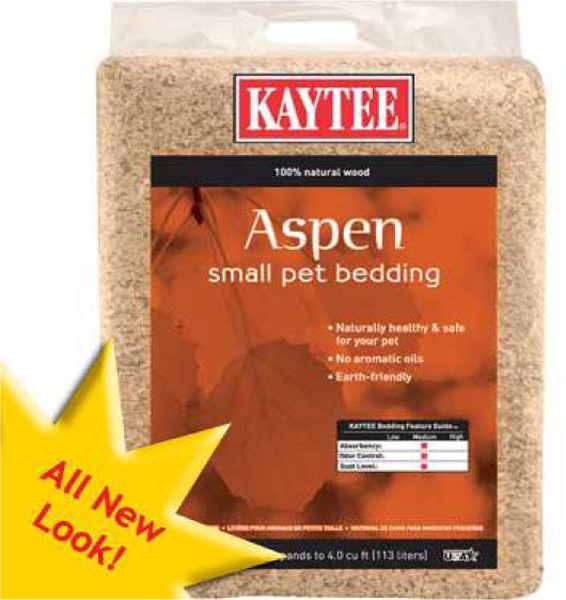 Kaytee Aspen Bedding & LItter