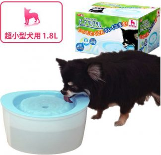 Gex Pure Crystal Drinking Bowl - Dog