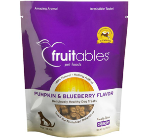 FRUITABLES Pumpkin And Blueberry