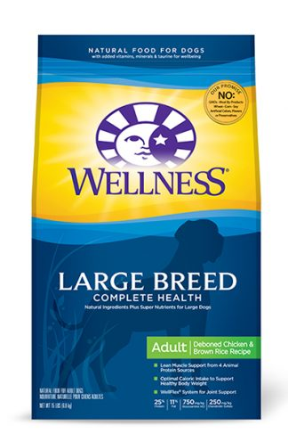 Wellness Complete Health Large Breed Adult Health Recipe