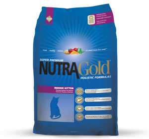 NutraGold Indoor Kitten