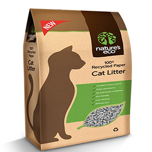 99 promo nature's eco cat litter