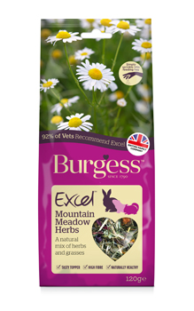 Burgess Excel Mountain Meadow