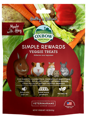 Oxbow Veg Treats O414
