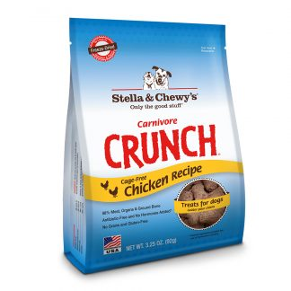Stella & Chewy's Carnivore Crunch Treats - Chicken
