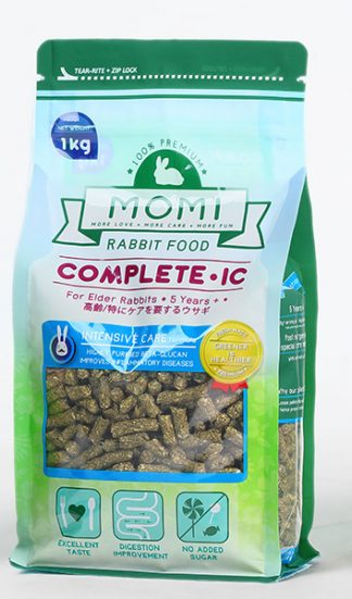 Momi Hay - Complete-IC (Elder Rabbit Food)