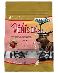 Addiction Viva La Venison Catnison Cat