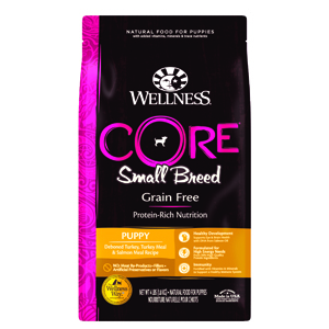 wellness core small breed puppy