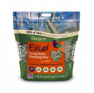 Burgess Excel long Stem Hay