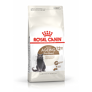 Royal canin sterilized ageing