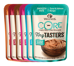 wellness core tiny tasters buy any 6 with additional 5%
