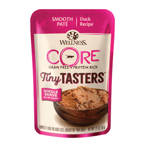 wellness core TinyTasters Duck