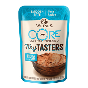 wellness core TinyTasters Tuna