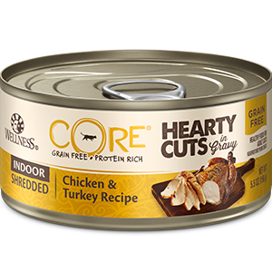 wellness core hearty cut - IndoorChknTrky