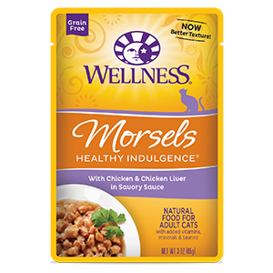 wellness healthy indulgence Morsels Chicken Liver