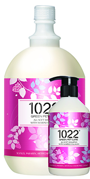 1022 All soft shampoo