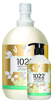 1022 soothing shampoo