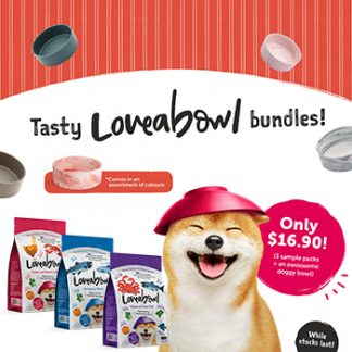 loveabowl dog bundle