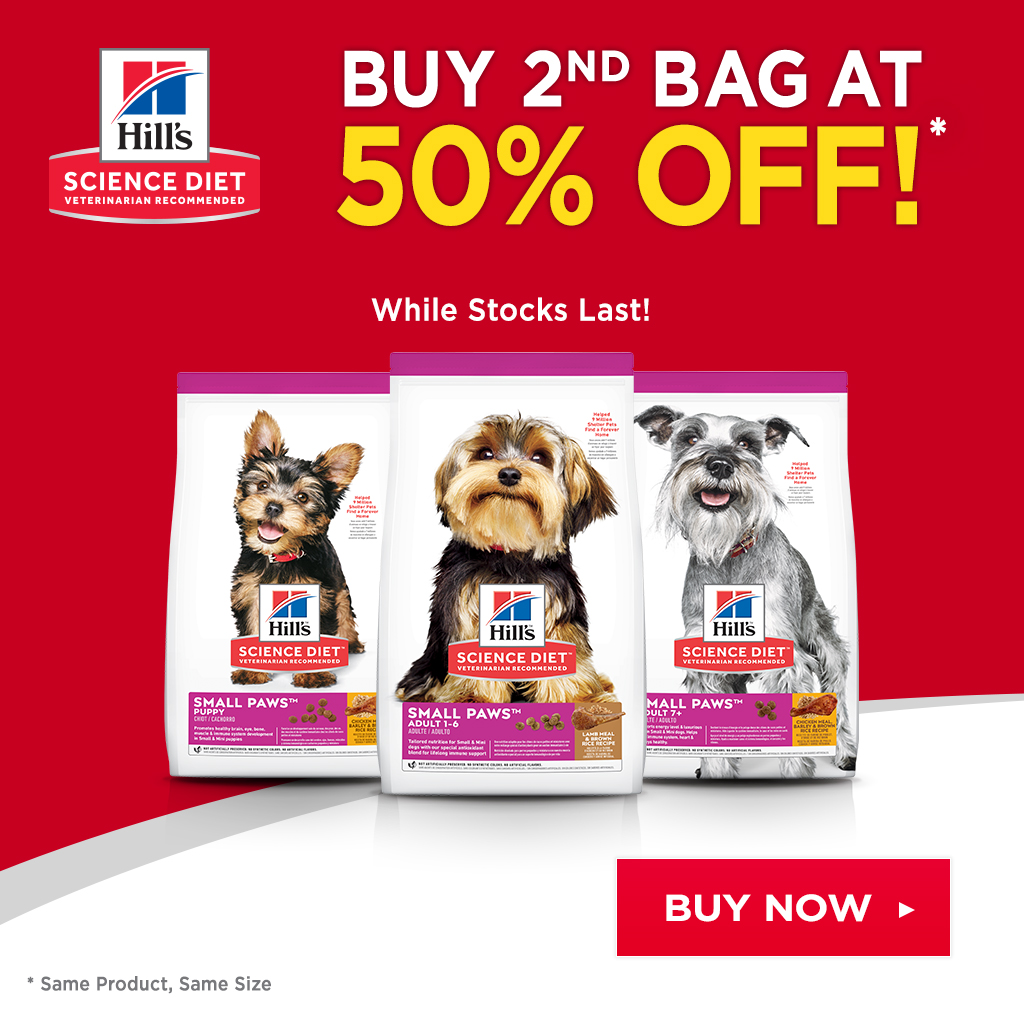 Science Diet Canine Promo