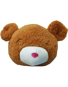 petzroute Brown Bear Toy