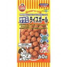 Marukan Sasami Rice Ball