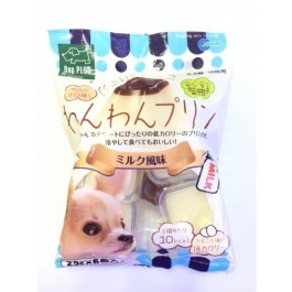 Marukan Milk Jelly Pudding for Dog