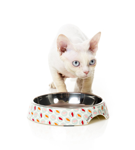 FUZZYARD CAT BOWL SUSHIBA
