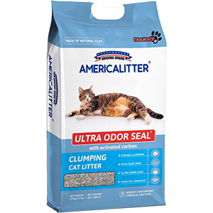 americalitter ultra odor seal